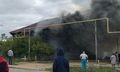 Пожар в Карагайке